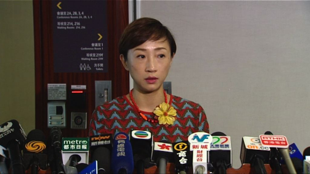 陳淑莊:一地兩檢不作公眾諮詢是不負責任