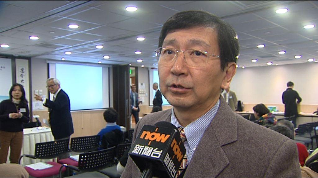 陳文敏:人大決定把法律作政治工具