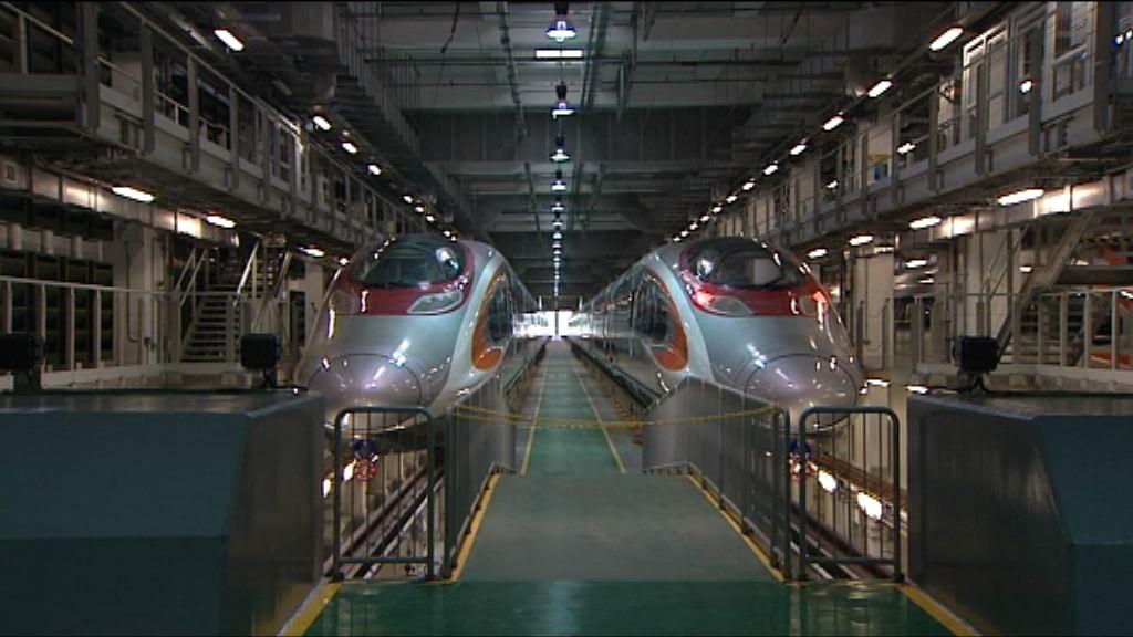 港府正式啟動高鐵一地兩檢「三步走」程序