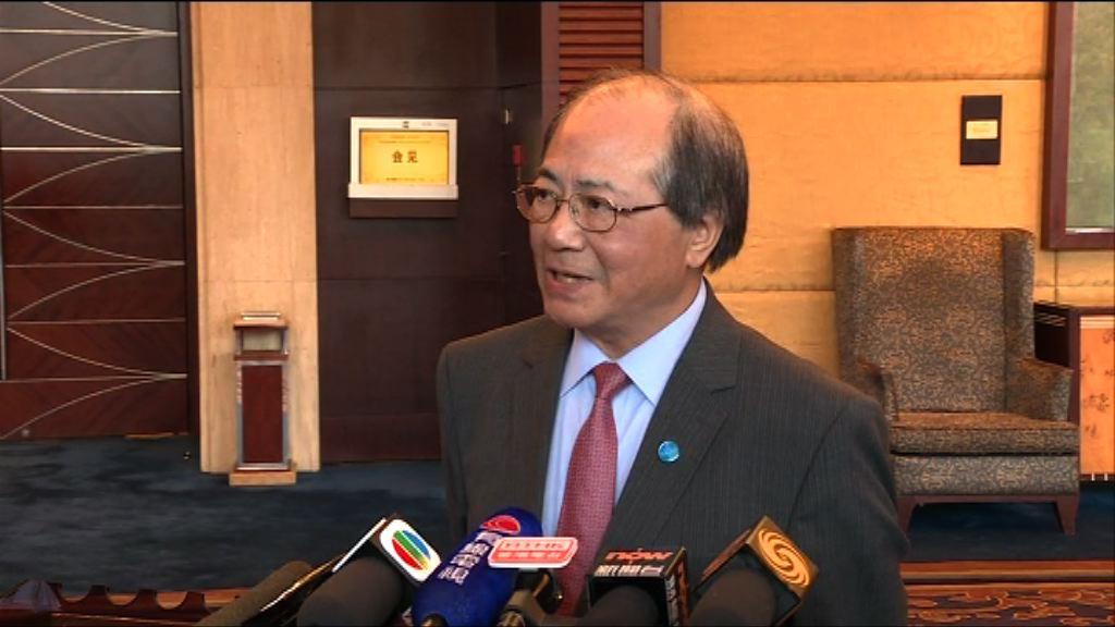 吳克儉承認停課安排對家長帶來不便