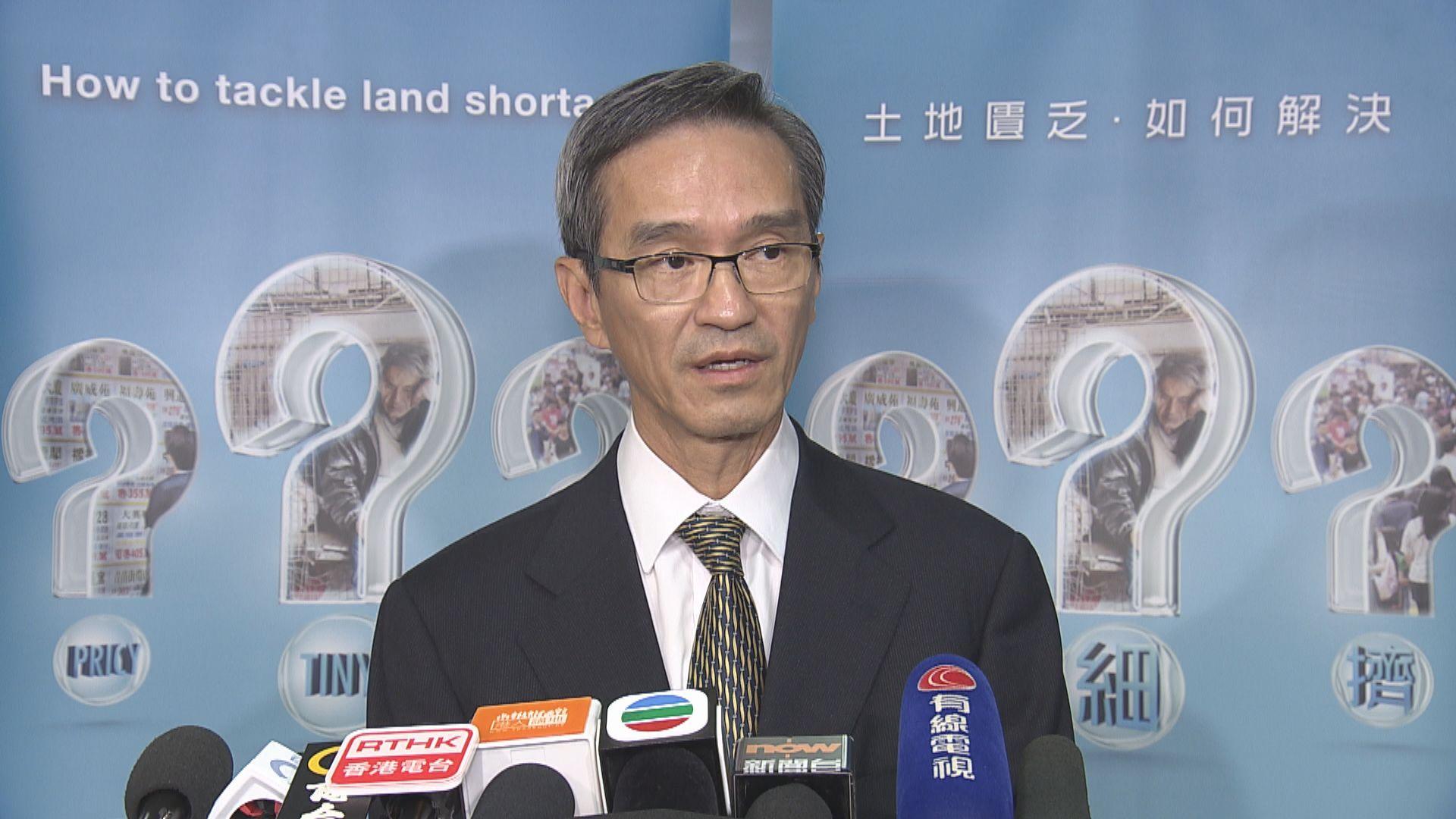 黃遠輝:政府應解釋為何填海1700公頃