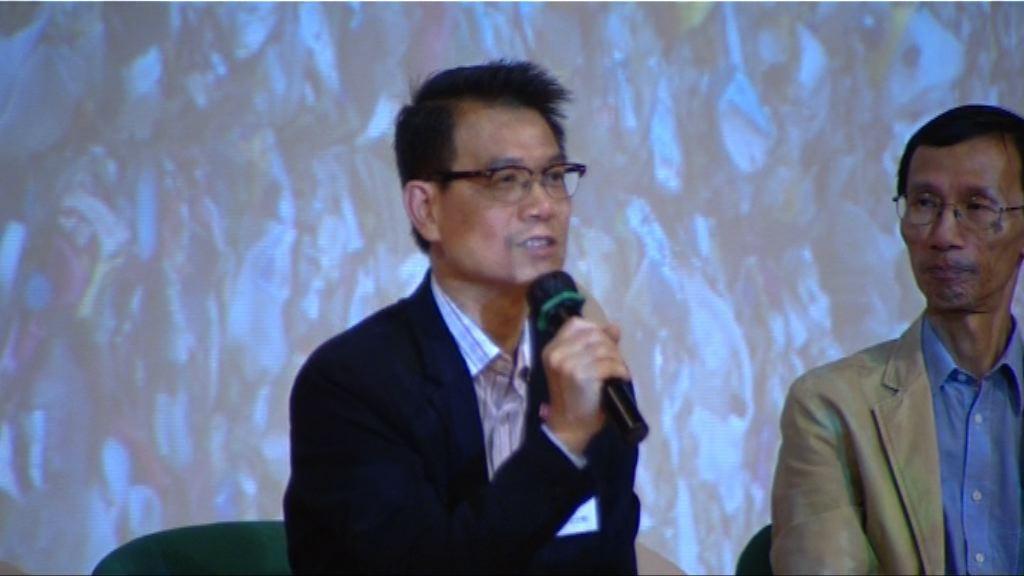黃漢明:回收業界應提升技術水平