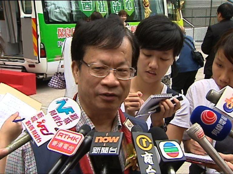 鄭耀棠:不少泛民只是口硬
