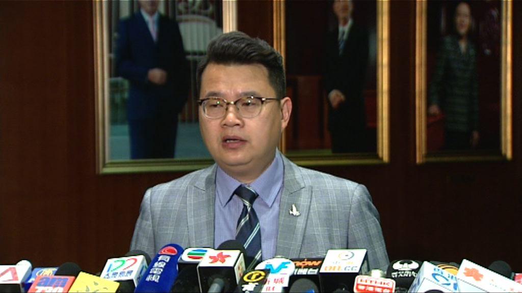 房委會建議加租 尹兆堅:加幅屬預期之內