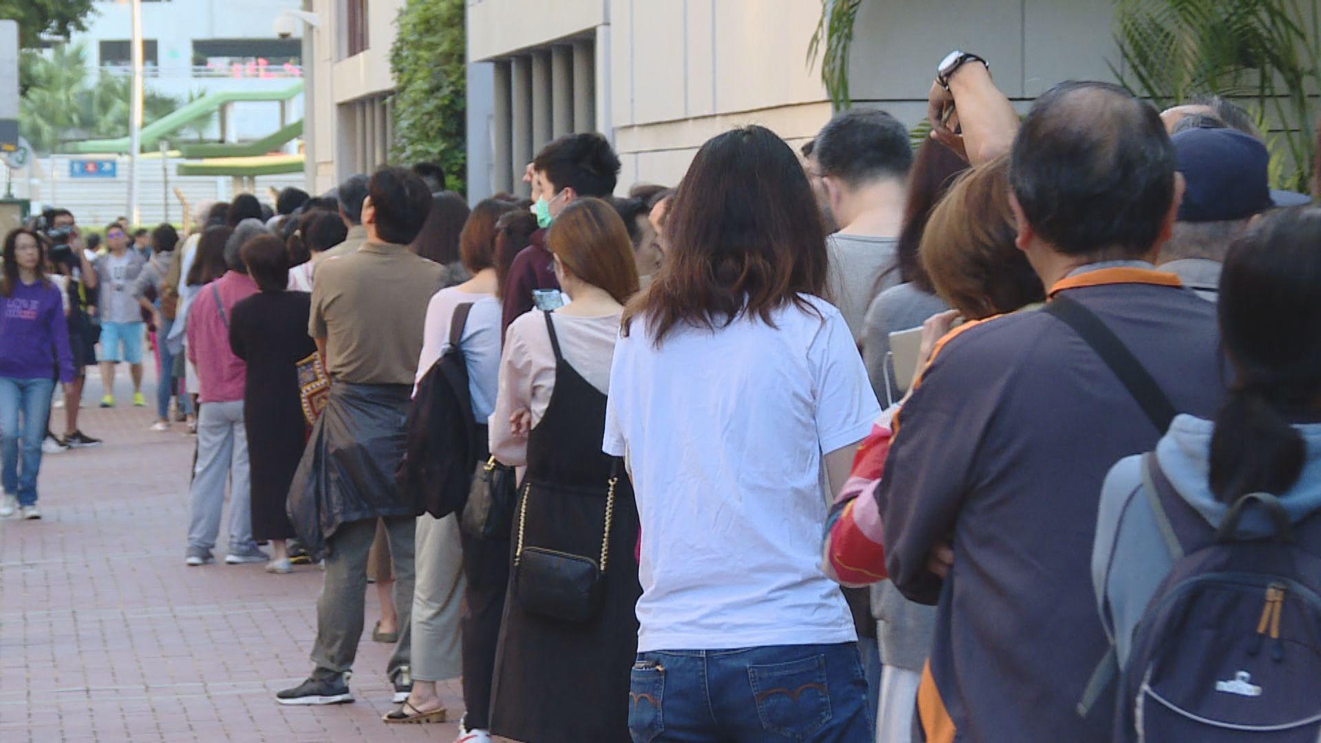 選管會建議九月立法會選舉長者孕婦優先投票