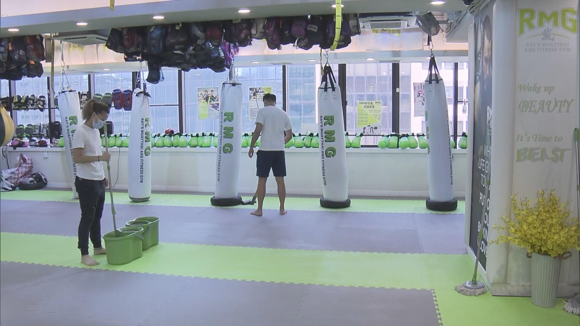 健身中心重開課堂要戴口罩 教練減耗氧訓練