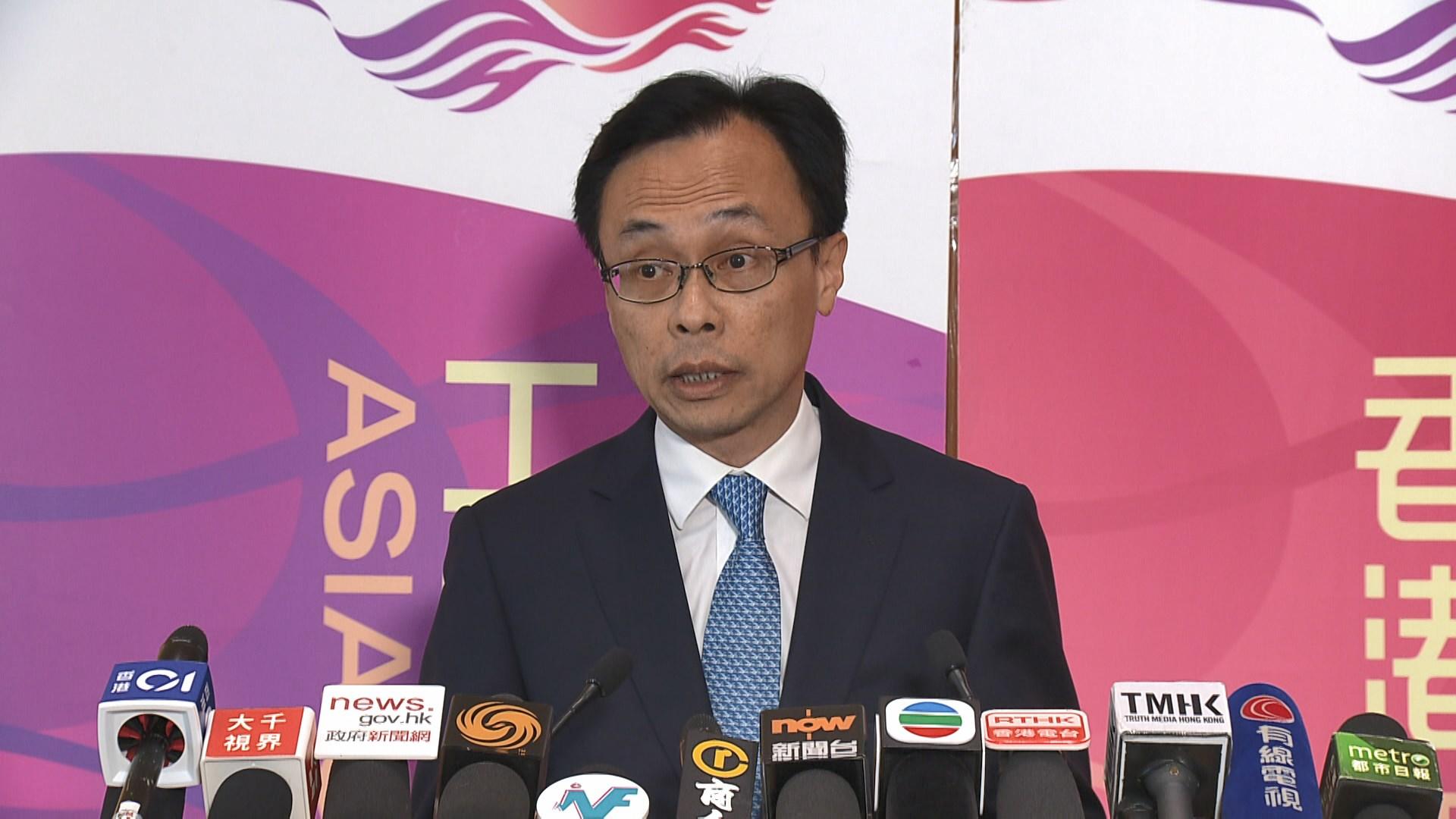聶德權:區議會選舉盡量落實調查報告建議