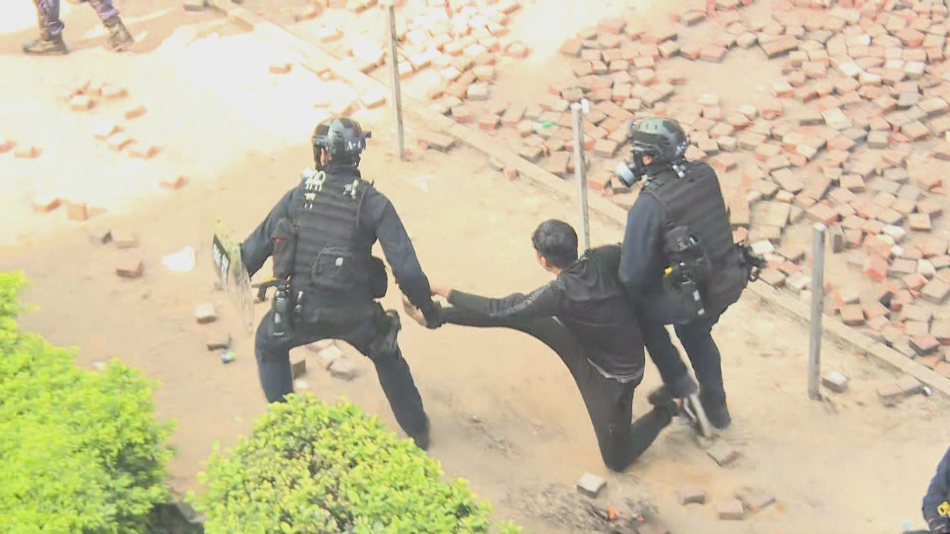 調查:示威者不滿警方執法而上街 非因支持港獨