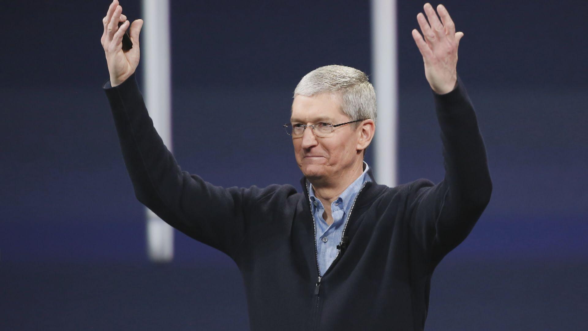 庫克:疫情帶來不確定性 蘋果不發布今季盈利預測