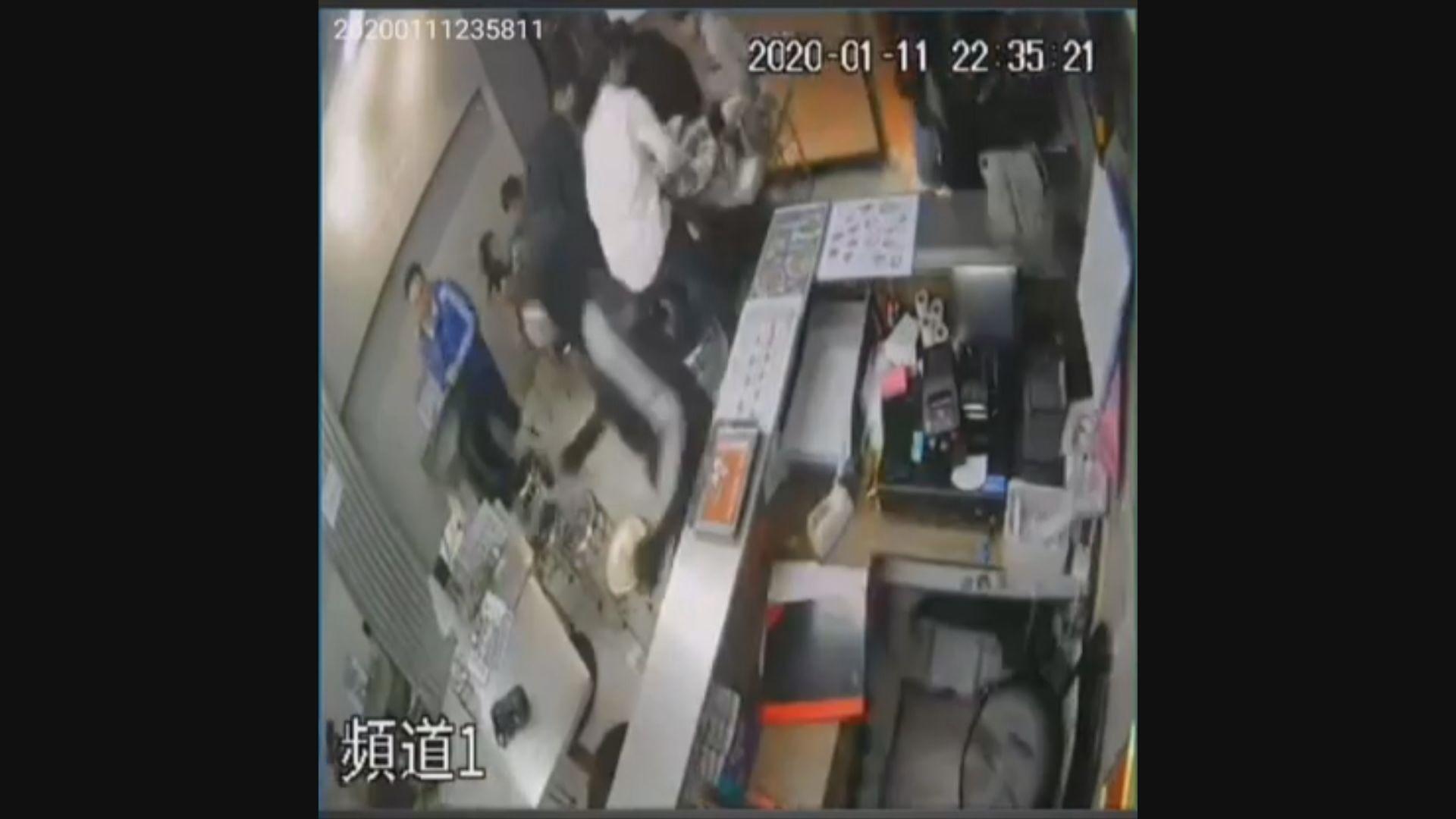 元朗及灣仔餐廳遭破壞 警方列刑毀暫無人被捕