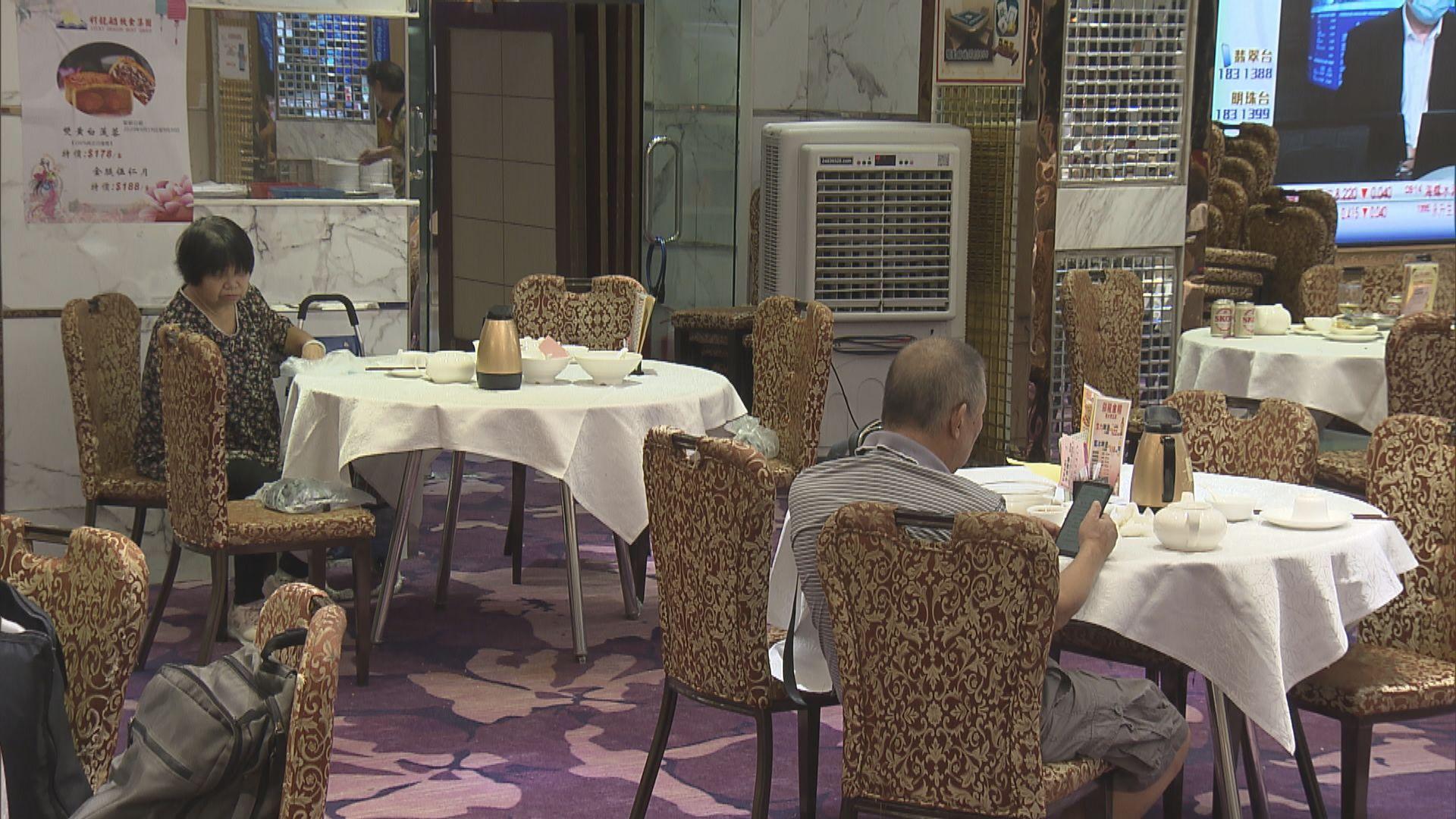 食肆限制再放寬 酒吧業界批仍未容許酒吧復業不合理