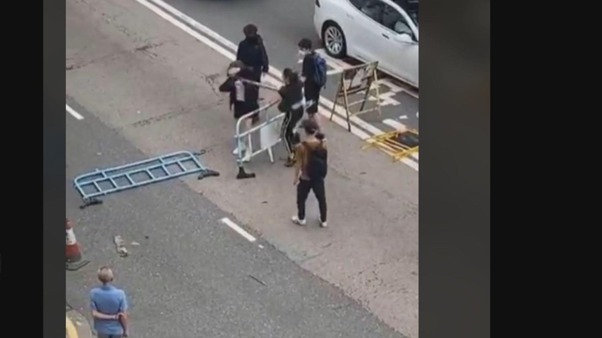 16歲男生涉「私了」 被控暴動及傷人提堂