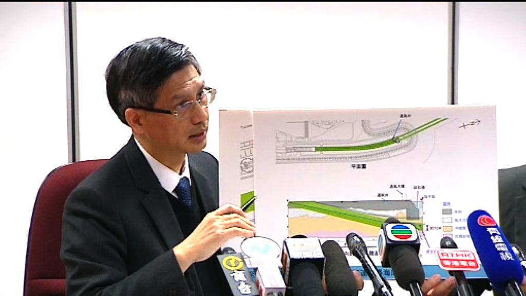 屯門至赤鱲角連接路延至2020年完工