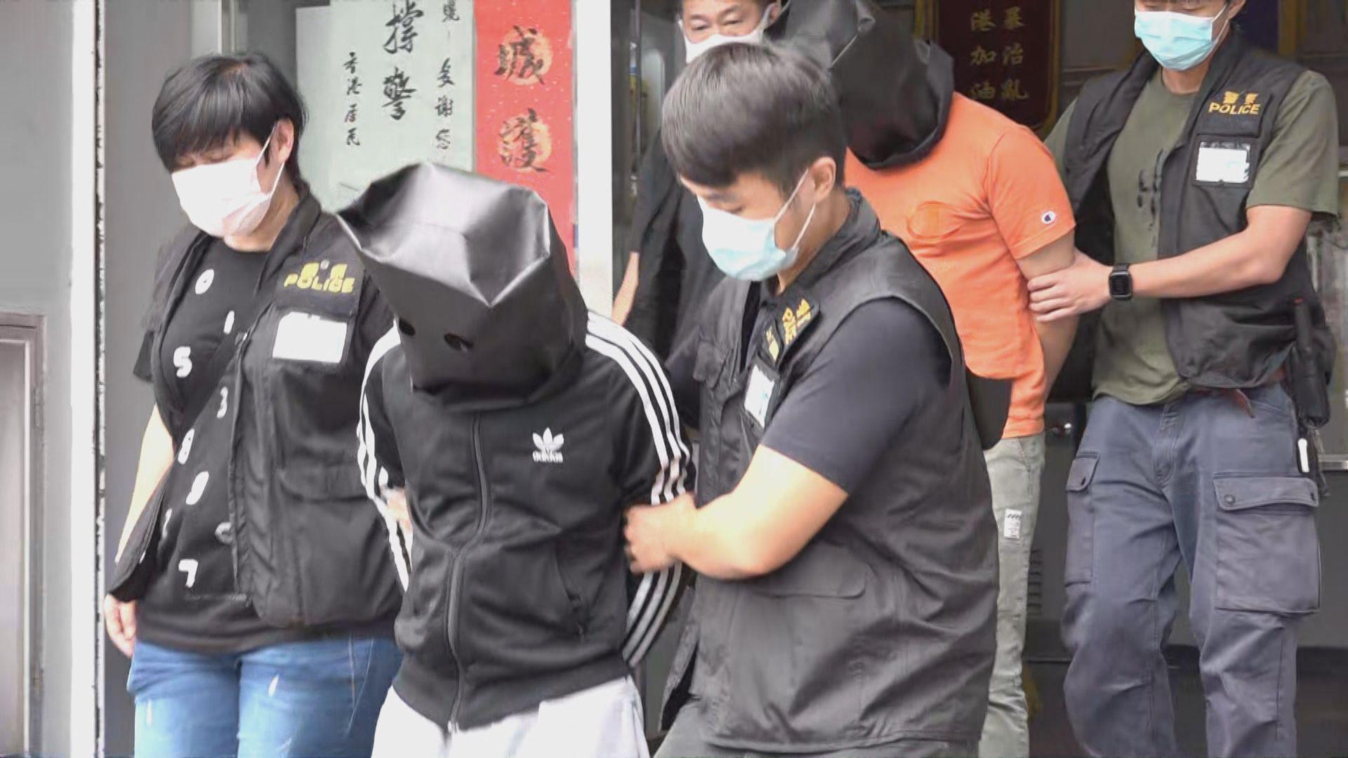 警拘四人涉酒店搶劫一男子30萬元財物和私家車