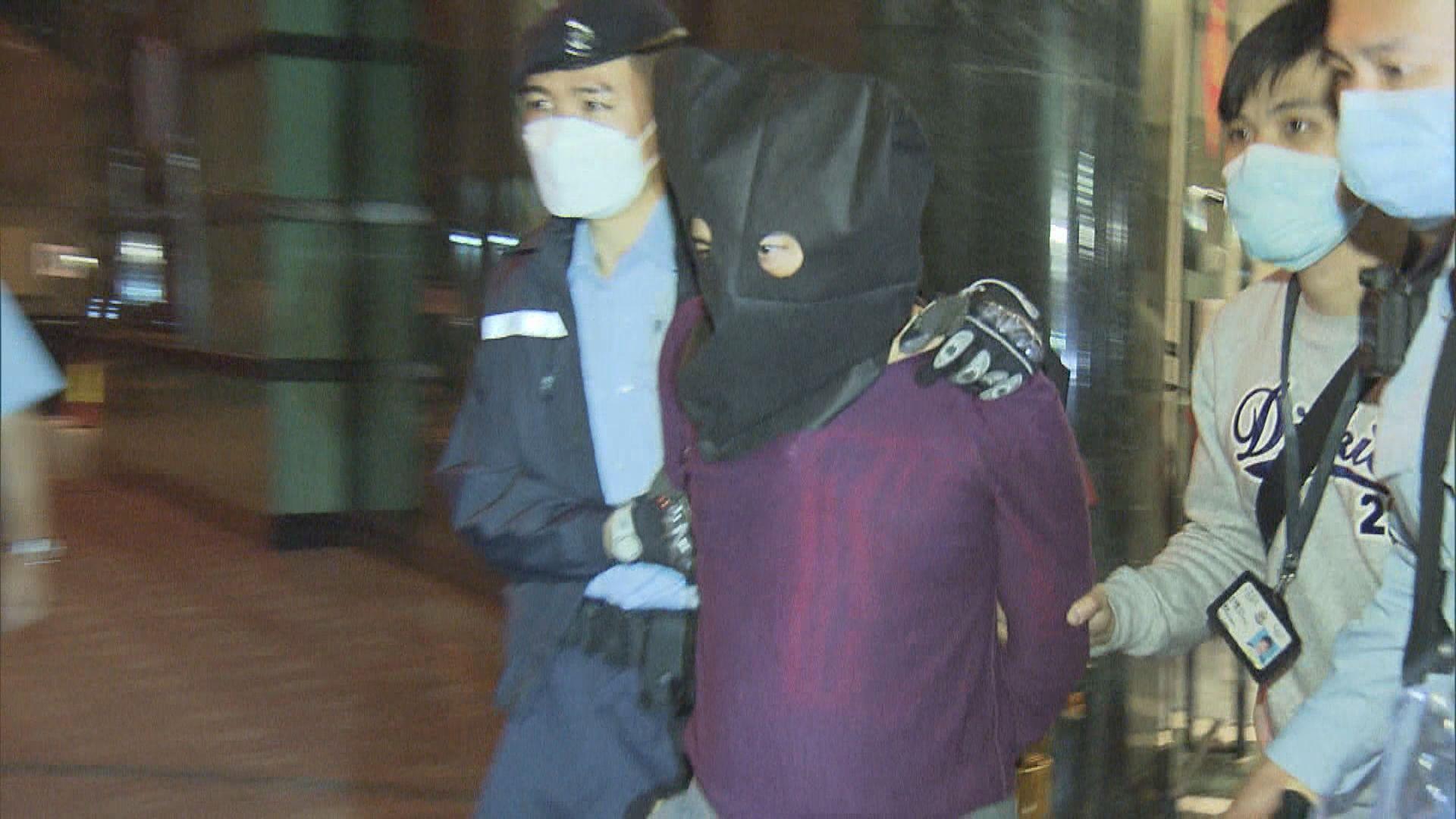 銅鑼灣扑頭劫案 疑犯逃回酒店房間後被捕