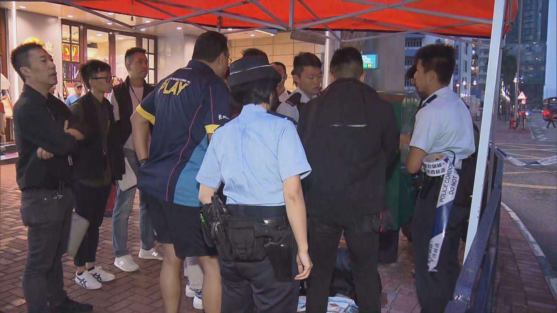 紅磡街頭劫案涉及四百萬元 一人仍在逃