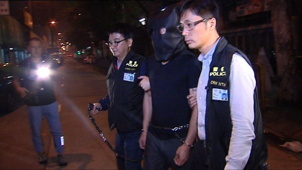 警拘越南漢涉三宗便利店劫案