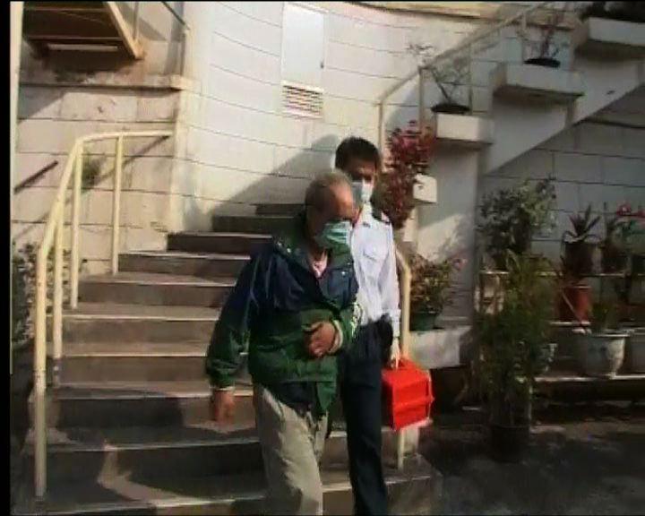 長沙灣祠廟遭賊劫看更被綑受傷