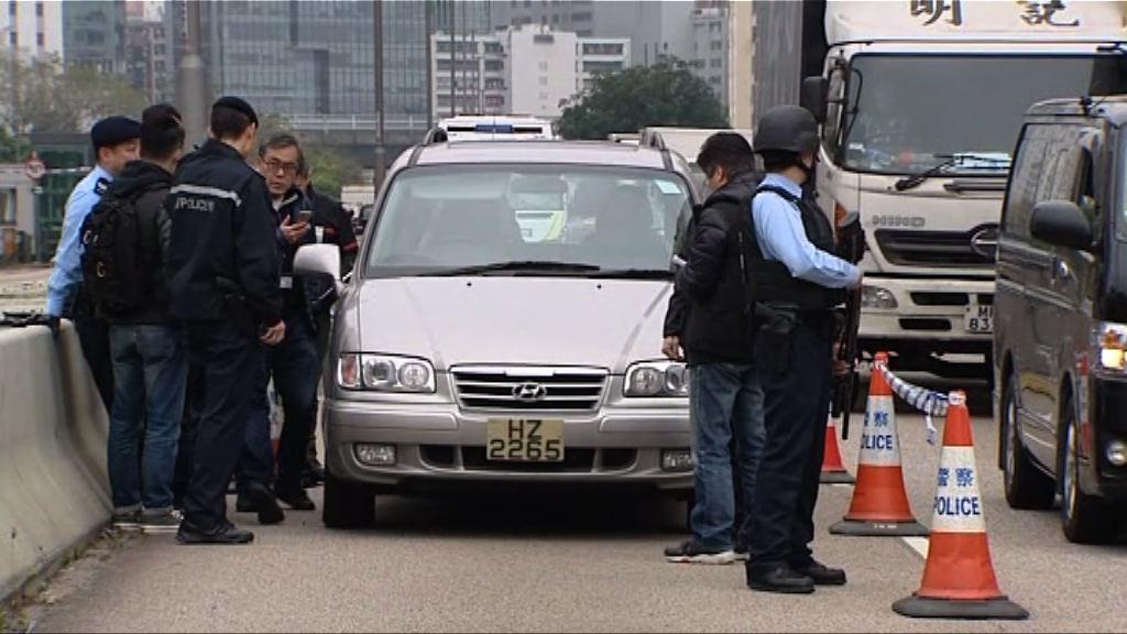 尖沙咀打劫傷人案 警方迅速拘捕多人