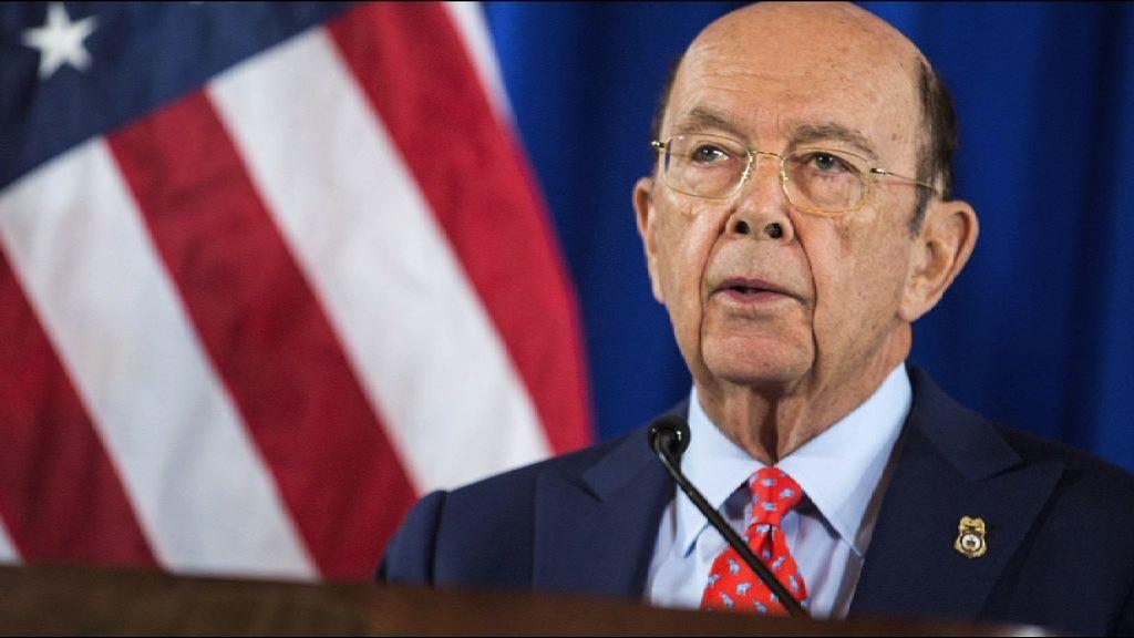 羅斯:美國正研對中國侵犯知識產權採取行動