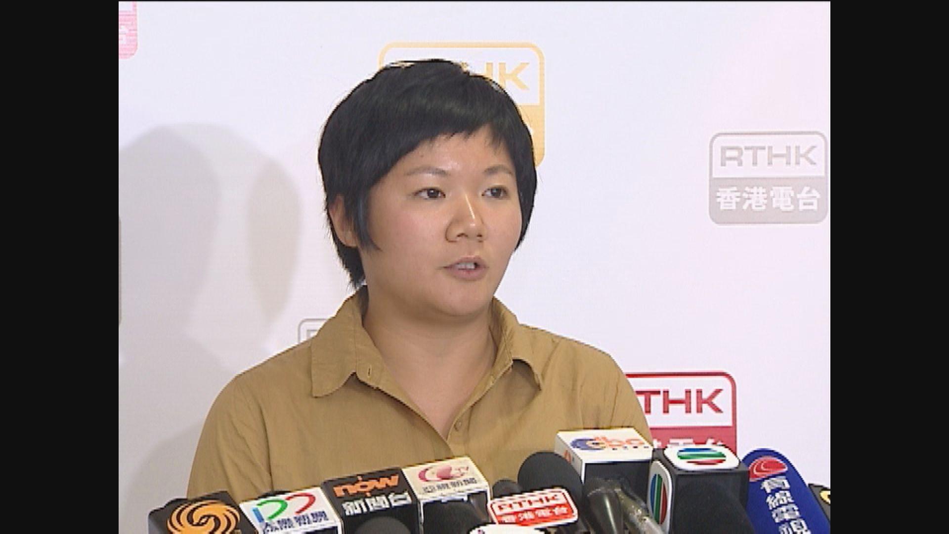 港台記者蔡玉玲被捕 涉報道721事件查車牌虛假陳述