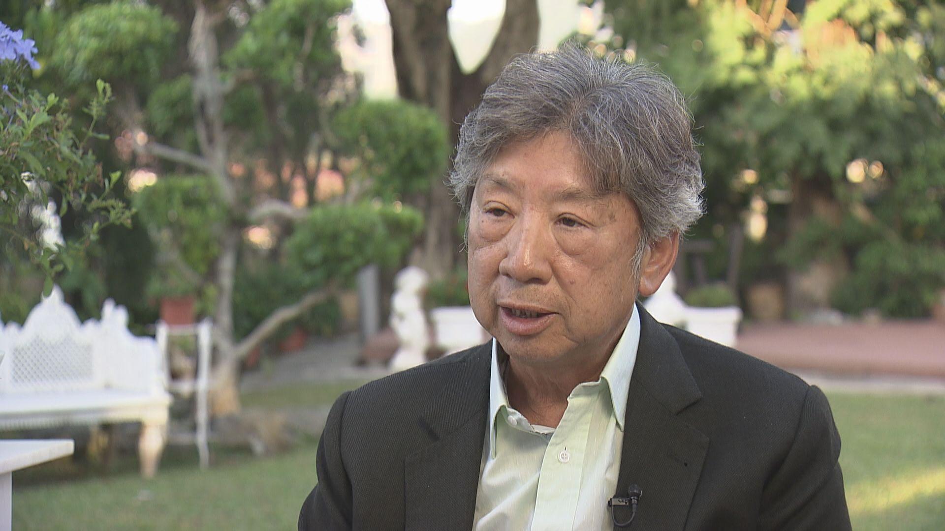 湯家驊:初選未必符合顛覆國家政權罪中所指「非法手段」
