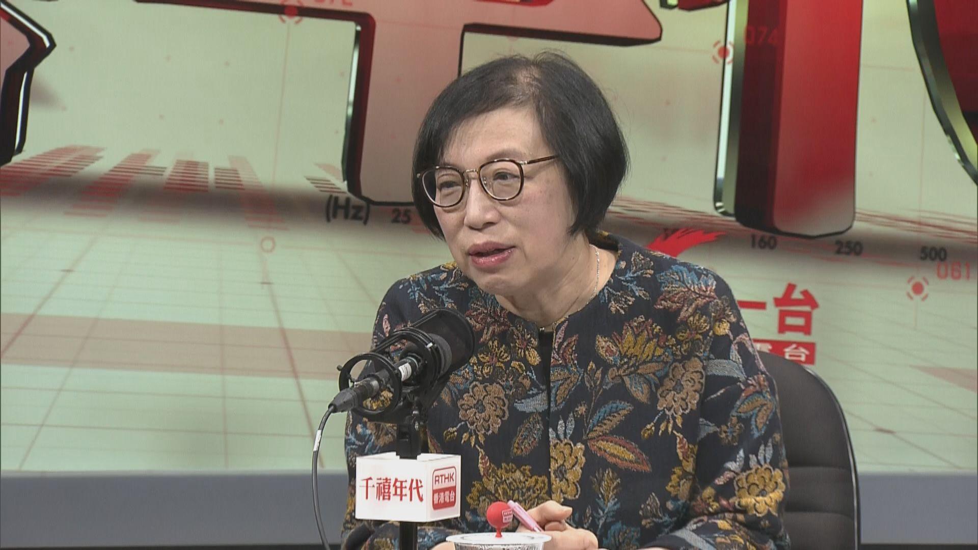 陳肇始辭任榮譽贊助人 主席稱不構成利益衝突