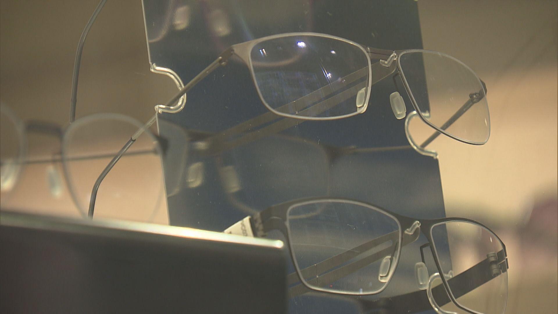 陳肇始:長者醫療券用於視光服務不成比例