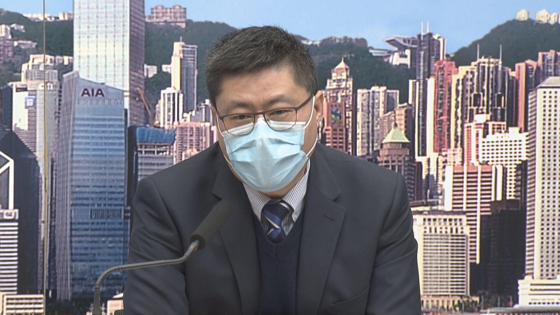 醫管局籲新冠病毒患者耐心等候入院 勿衝急症室