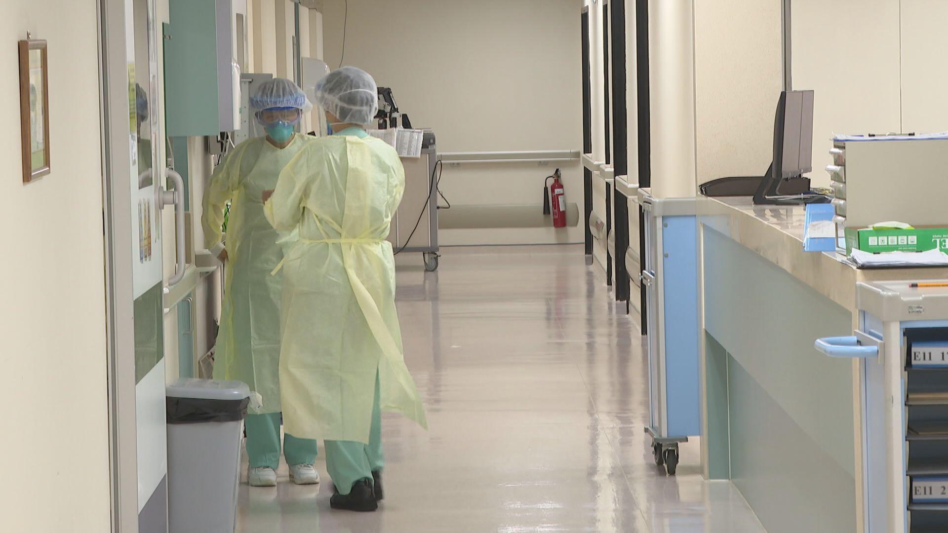 醫管局:新冠病毒患者需按病情輕重安排入院次序