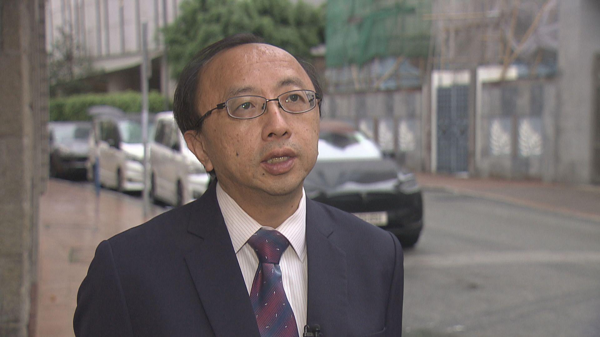 張達明:法官不公開請辭原因做法不尋常 憂影響外地對香港司法制度信心