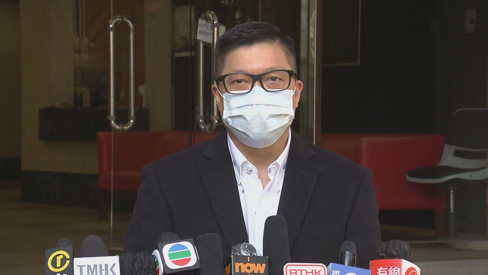 鄧炳強:對有區議會拒批撥款宣傳滅罪感遺憾