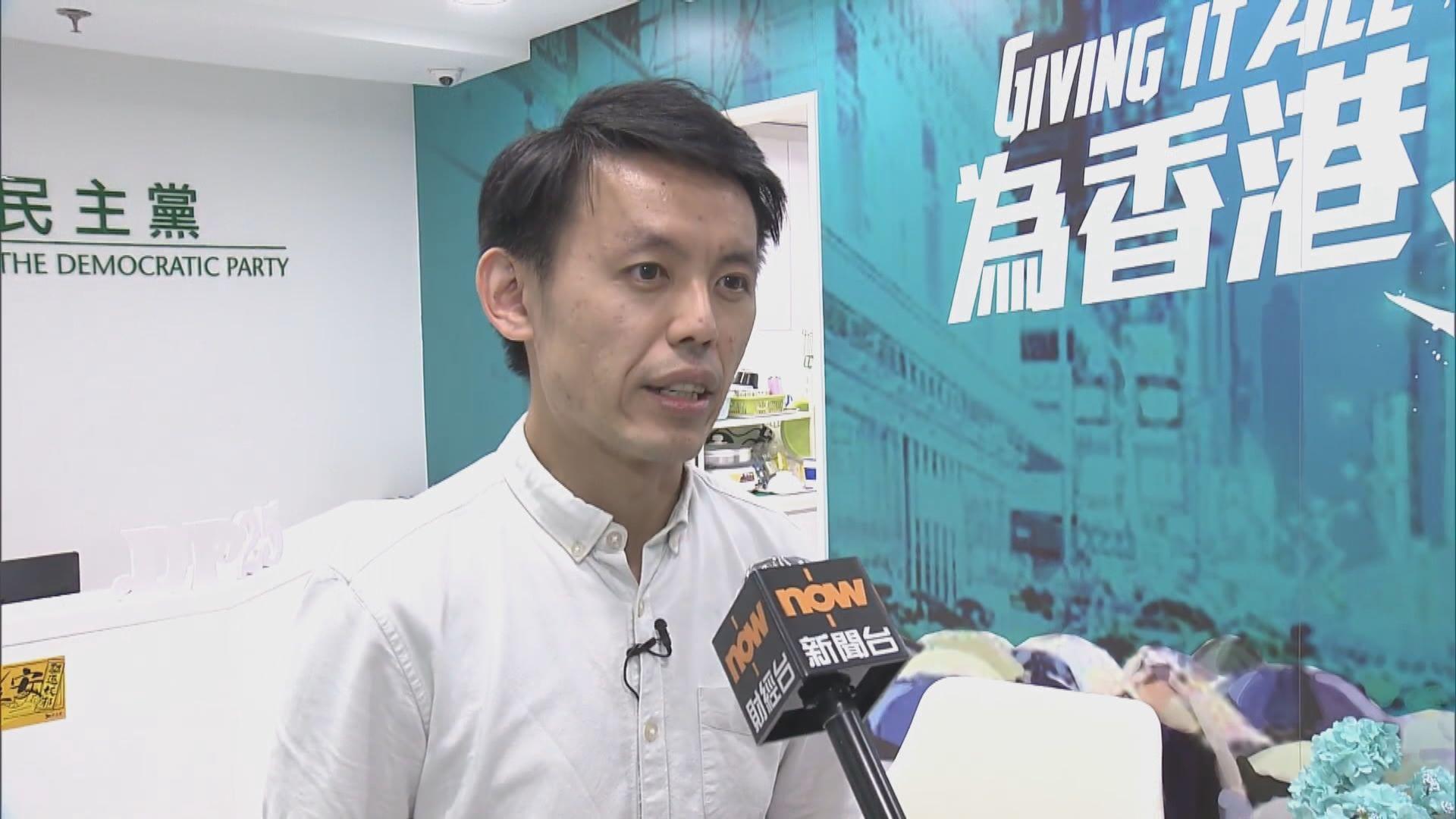 羅健熙:政府裁定區議員宣誓無效理據牽強