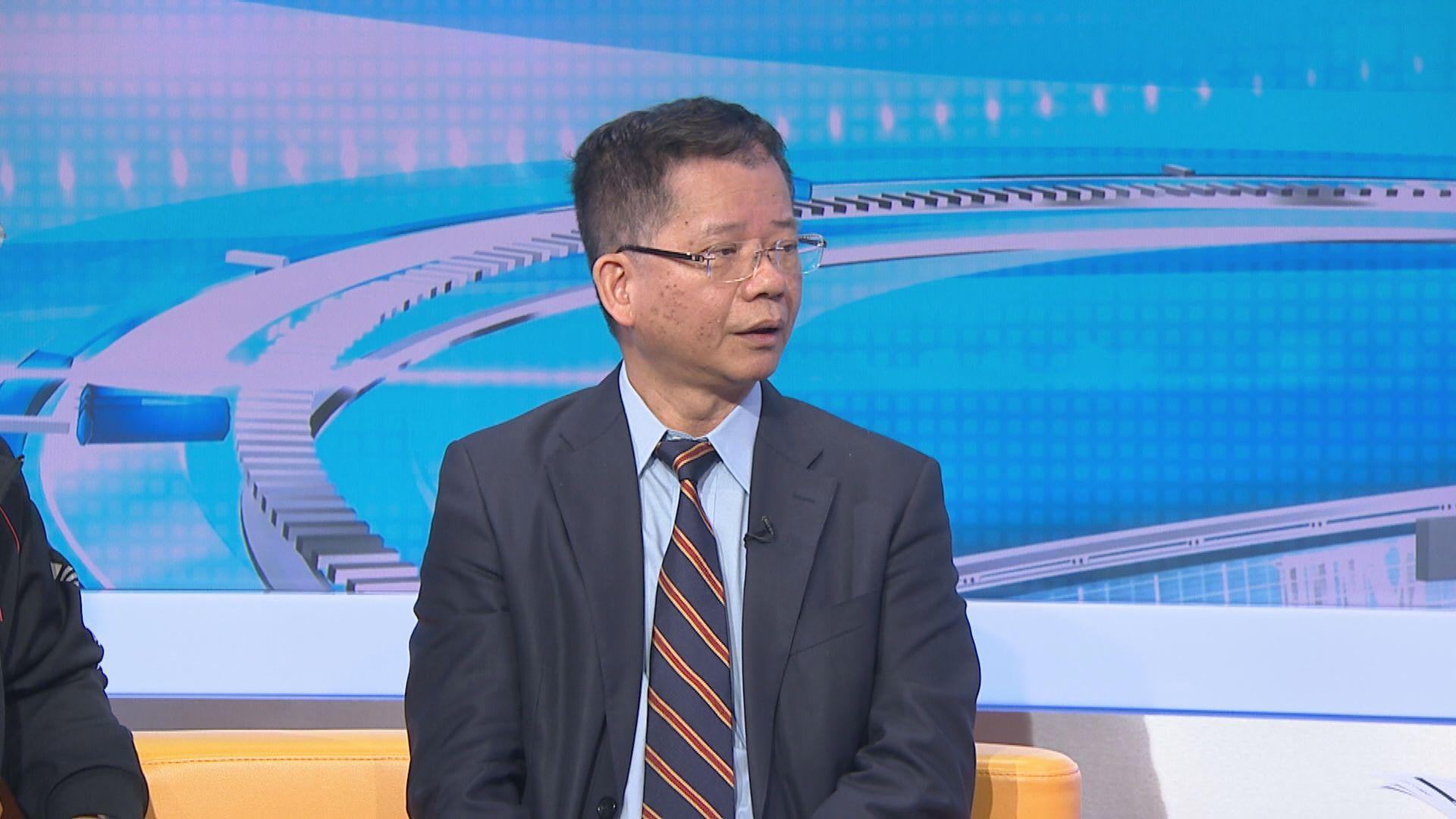 教育評議會主席:試卷具引導性 資料立場偏向支持日本