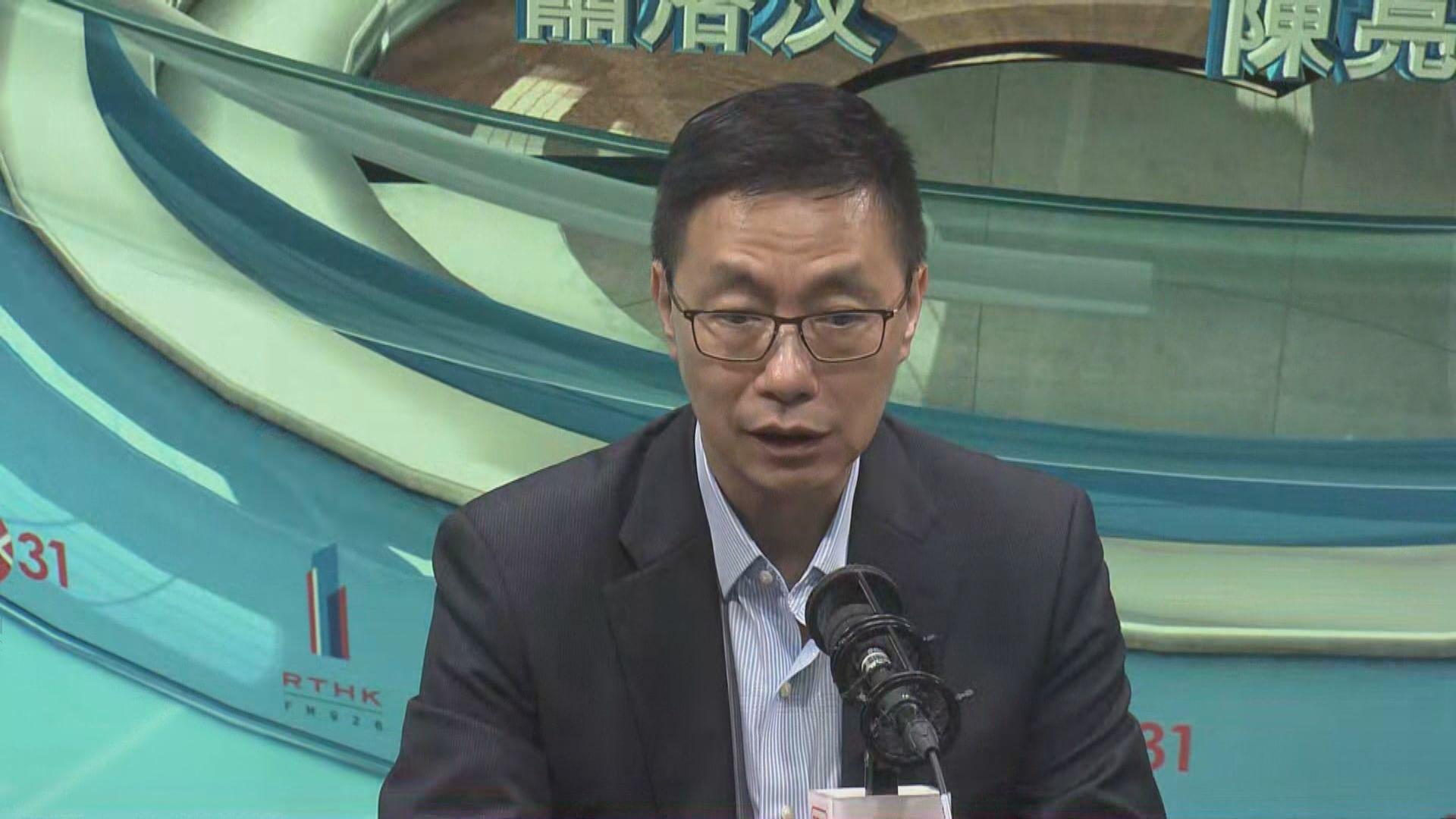 楊潤雄︰如何處理罷課學生由學校決定