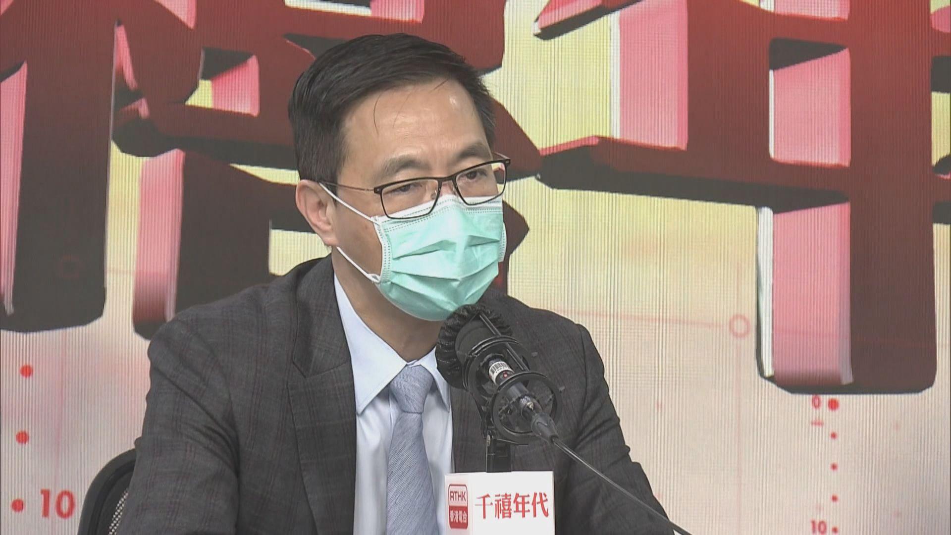 楊潤雄:文憑試仍能趕及7月放榜 盼減少影響外地升學