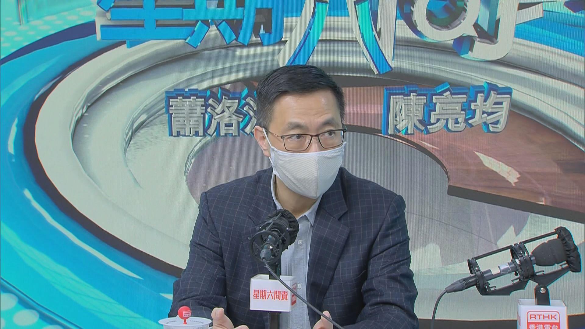 楊潤雄:取消錯誤題目是最負責任的做法