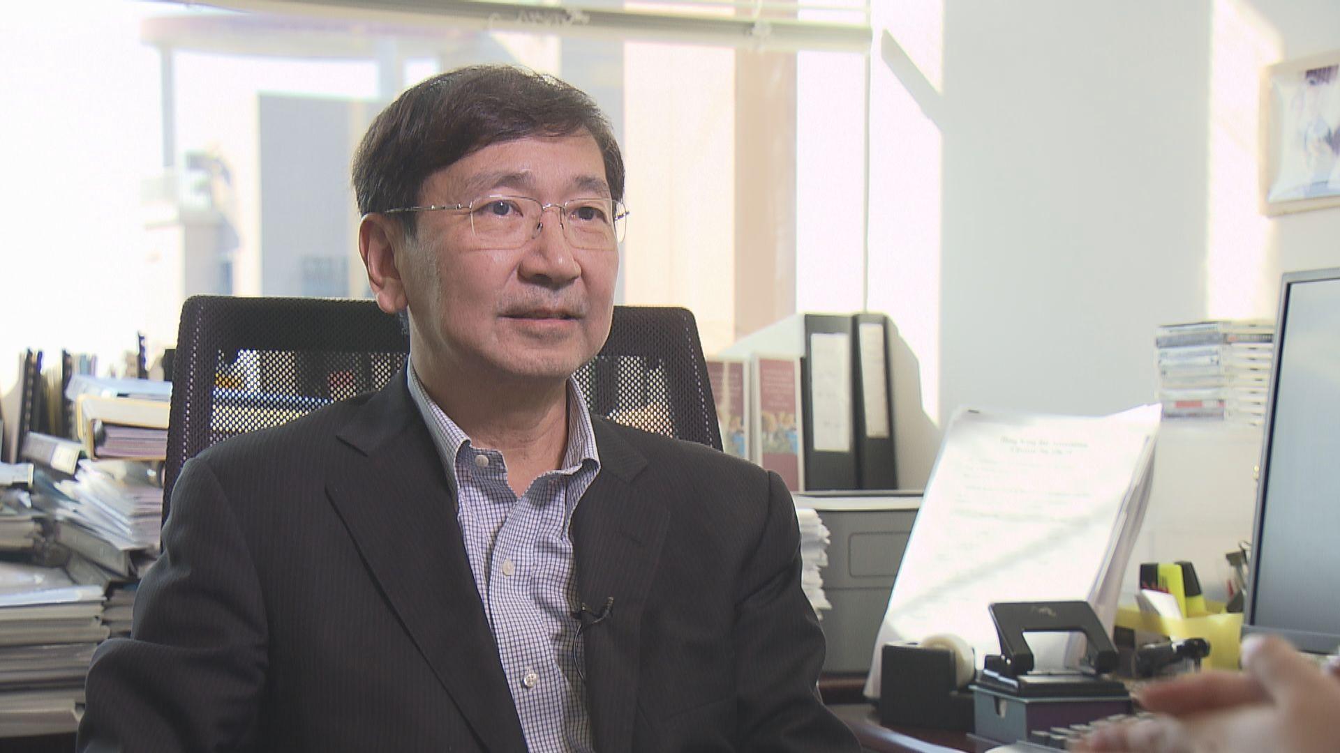 陳文敏:蔡玉玲案裁決法庭未有考慮公益利益