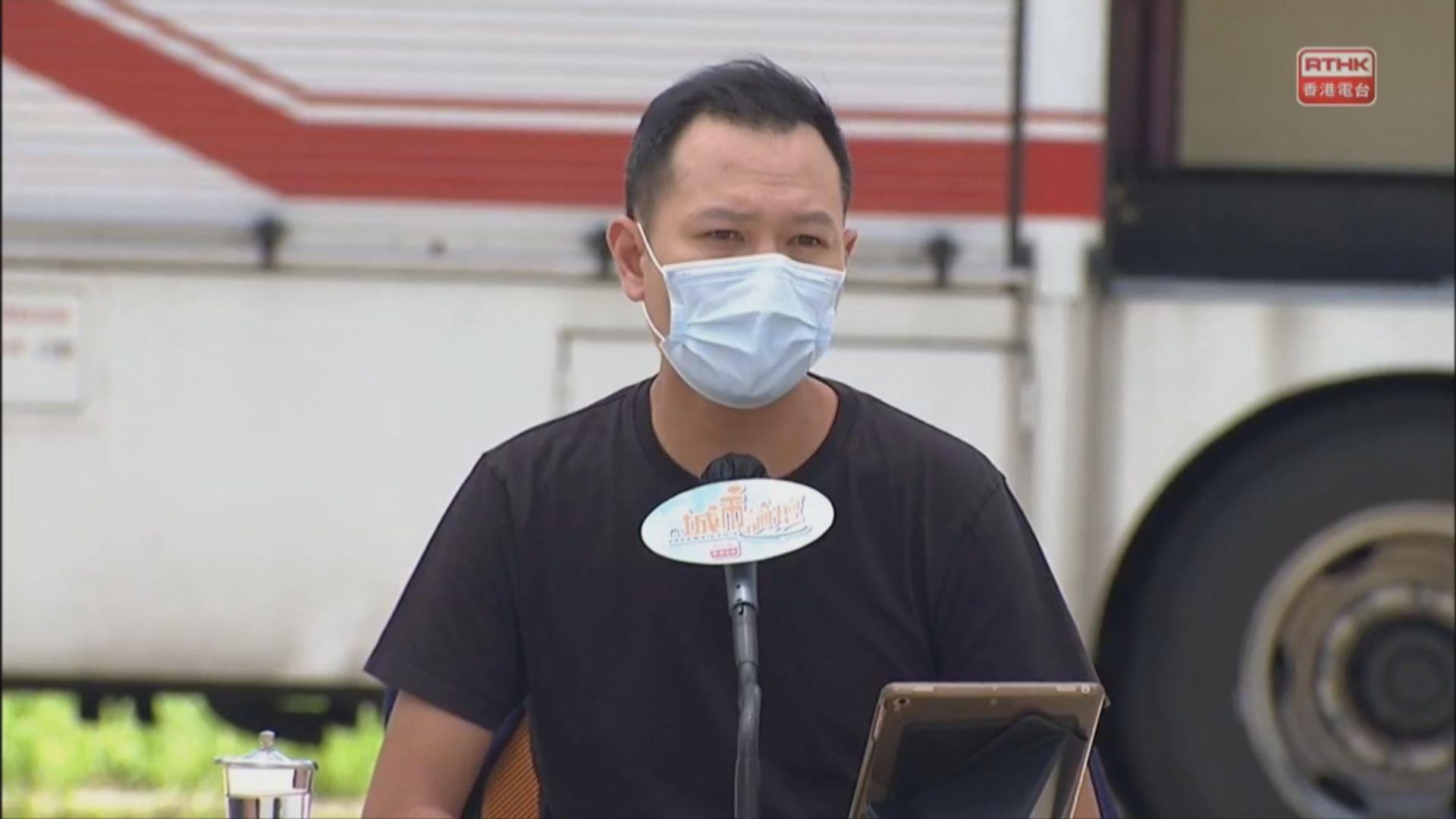 郭榮鏗:港區國安法實施後 港人已不再有言論自由