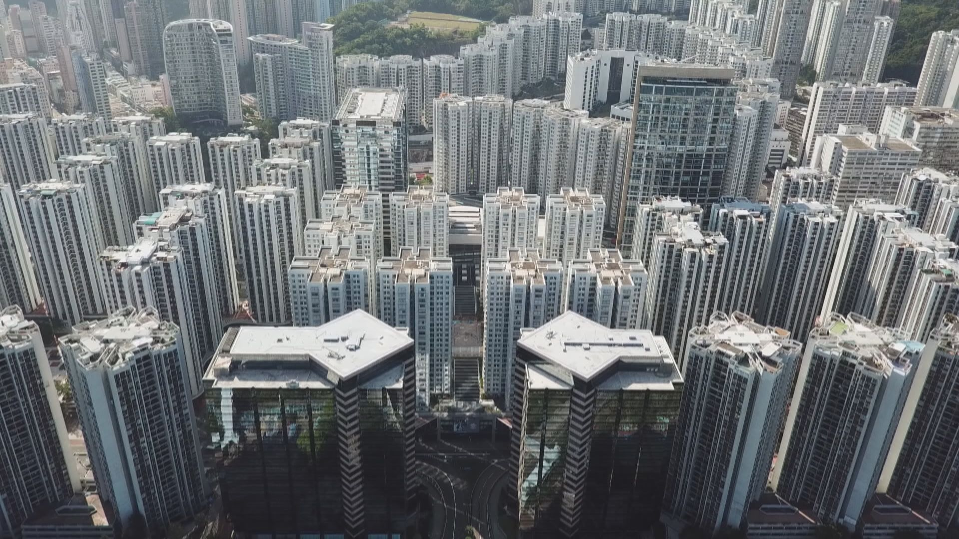 陳茂波:樓市斷崖式下跌機會微