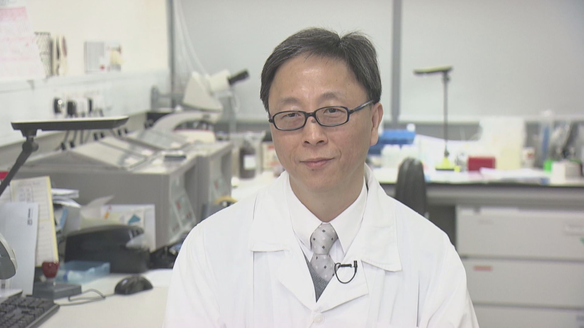 何栢良:疫情回到三月時情況 須重推嚴厲防疫措施