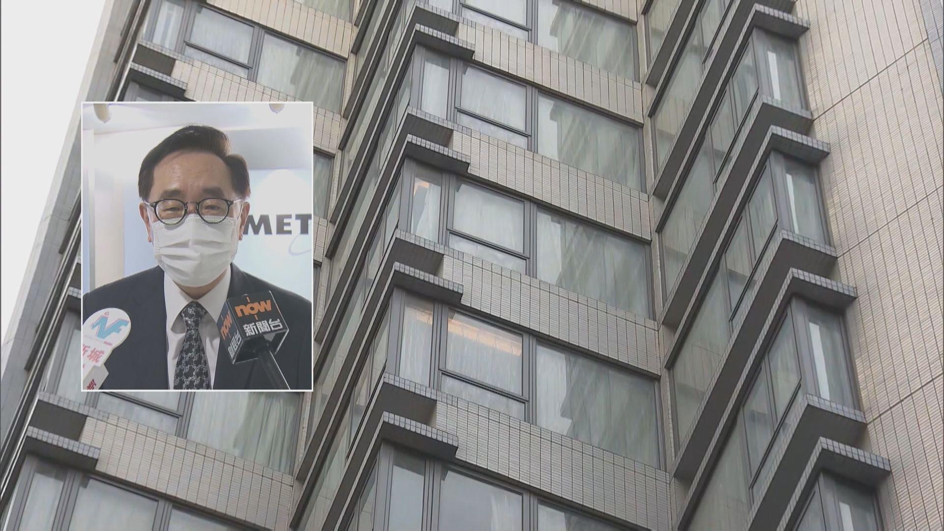 酒店業主聯會料下輪檢疫酒店房數增至約1.2萬間