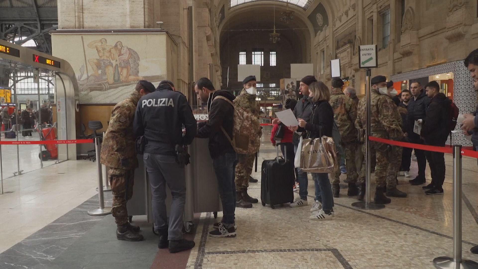 許樹昌:歐盟各國可自由進入要靠旅客如實申報