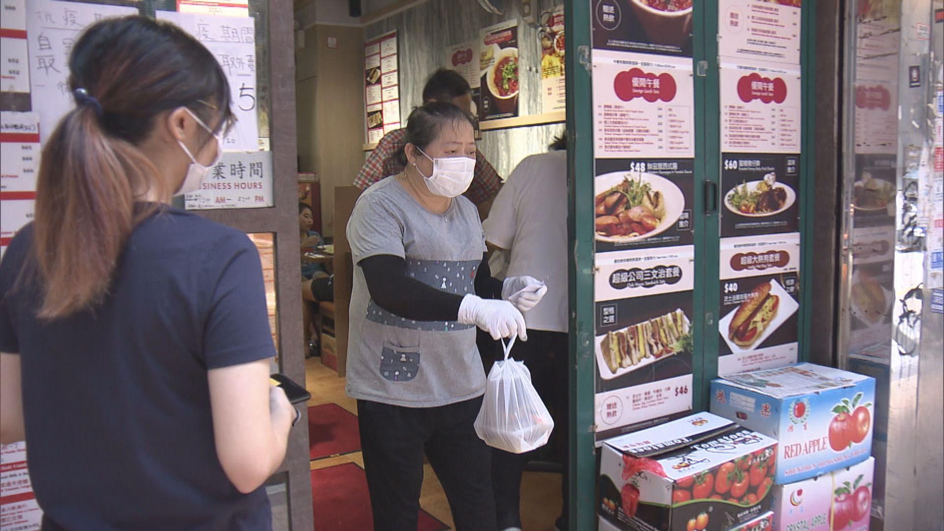 許樹昌:若仍維持過百宗確診 或須考慮全日禁食肆堂食