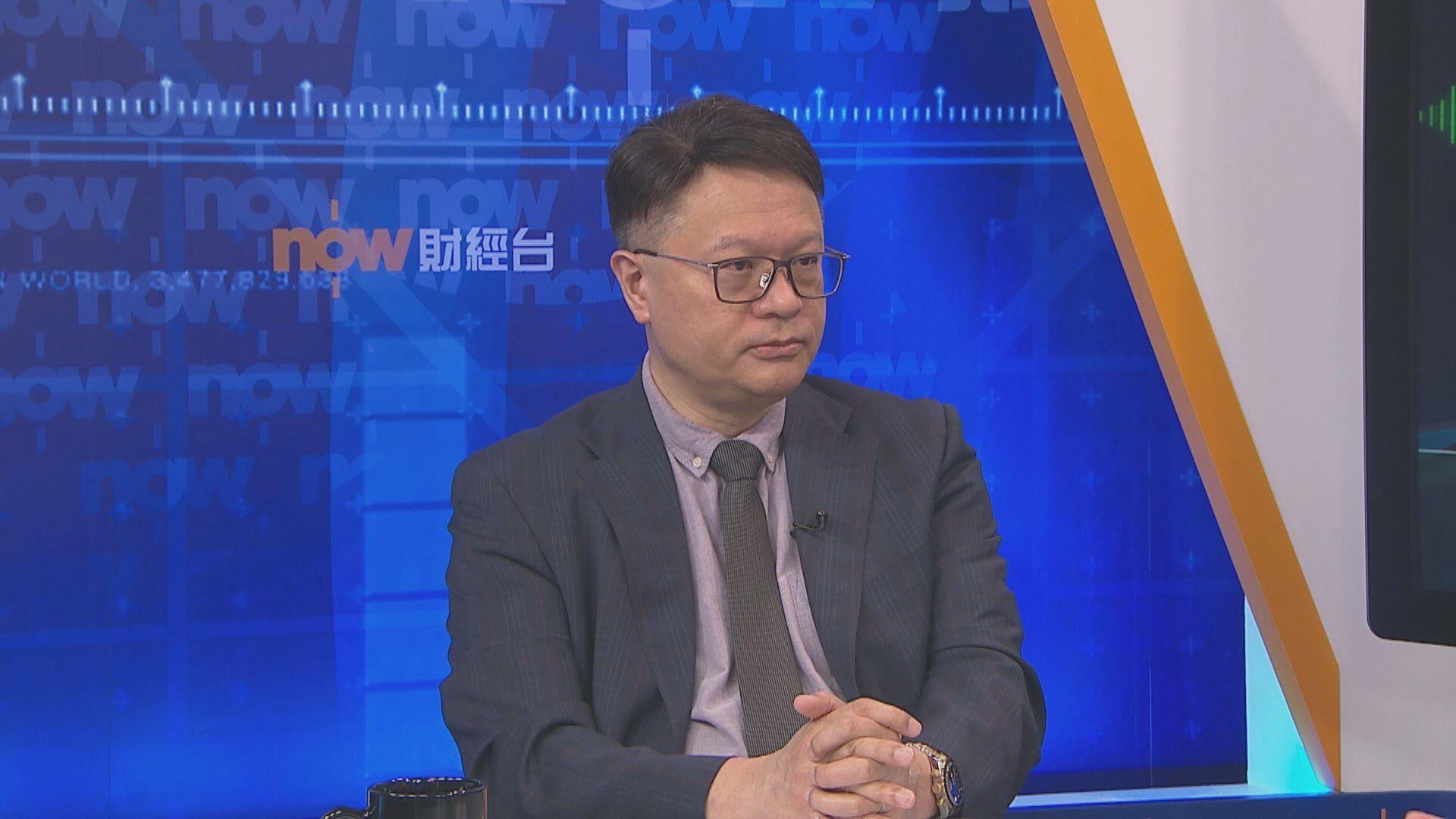許樹昌:暫不宜放寬社交距離措施 教會限制人數下可重開