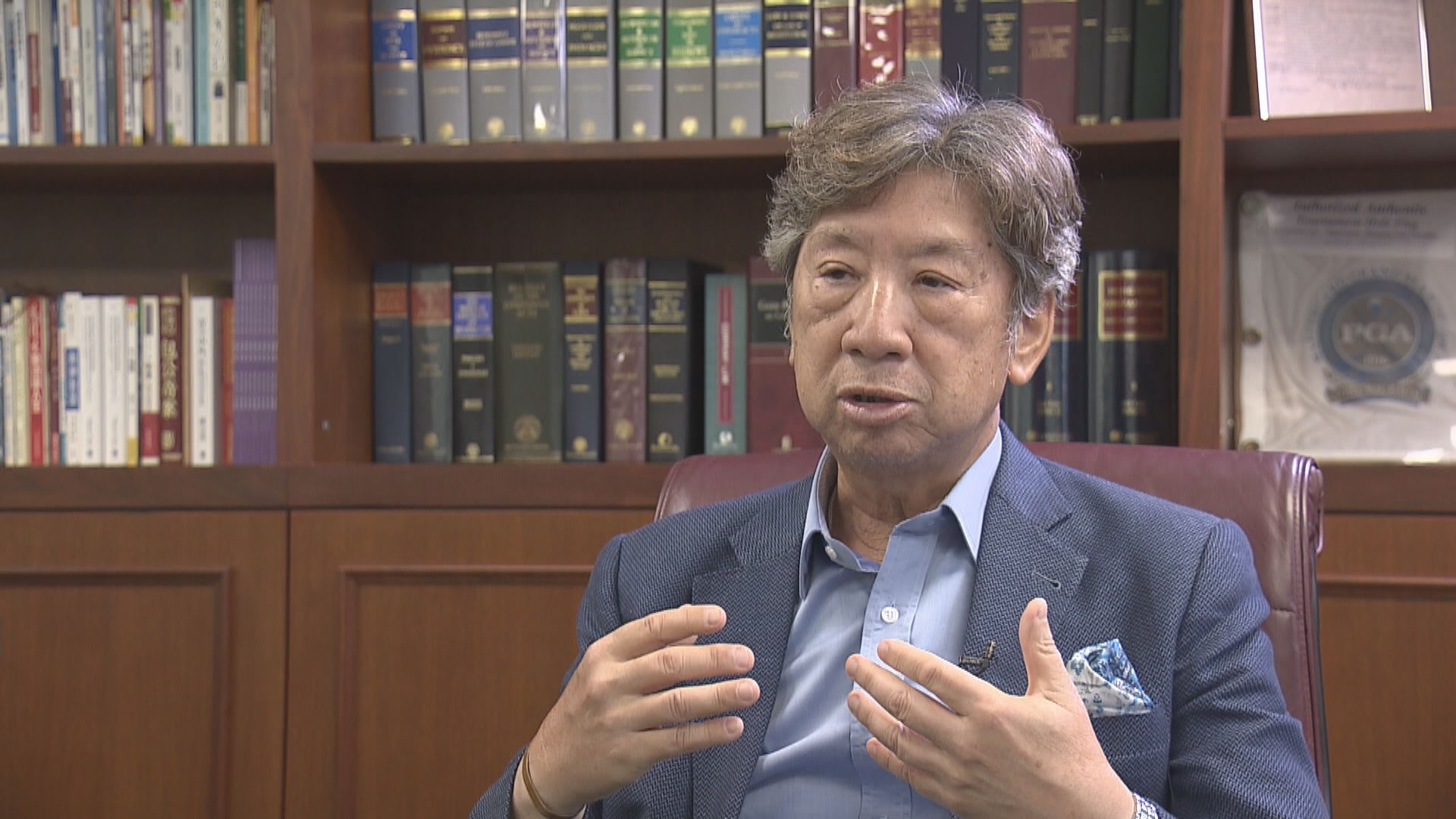 湯家驊:法援制度修訂合法合憲 不能只取決受助人喜好