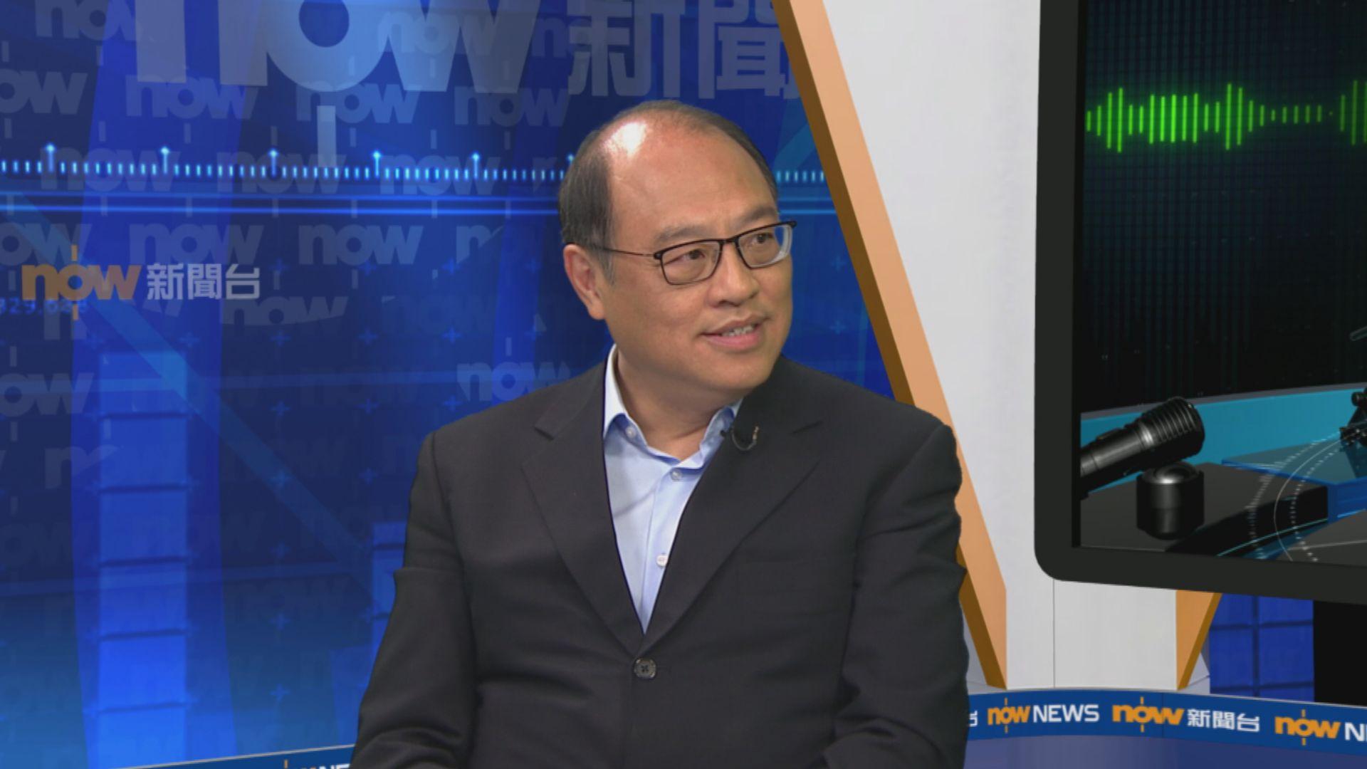 林大輝對港台屢違守則感遺憾 促優化監管機制