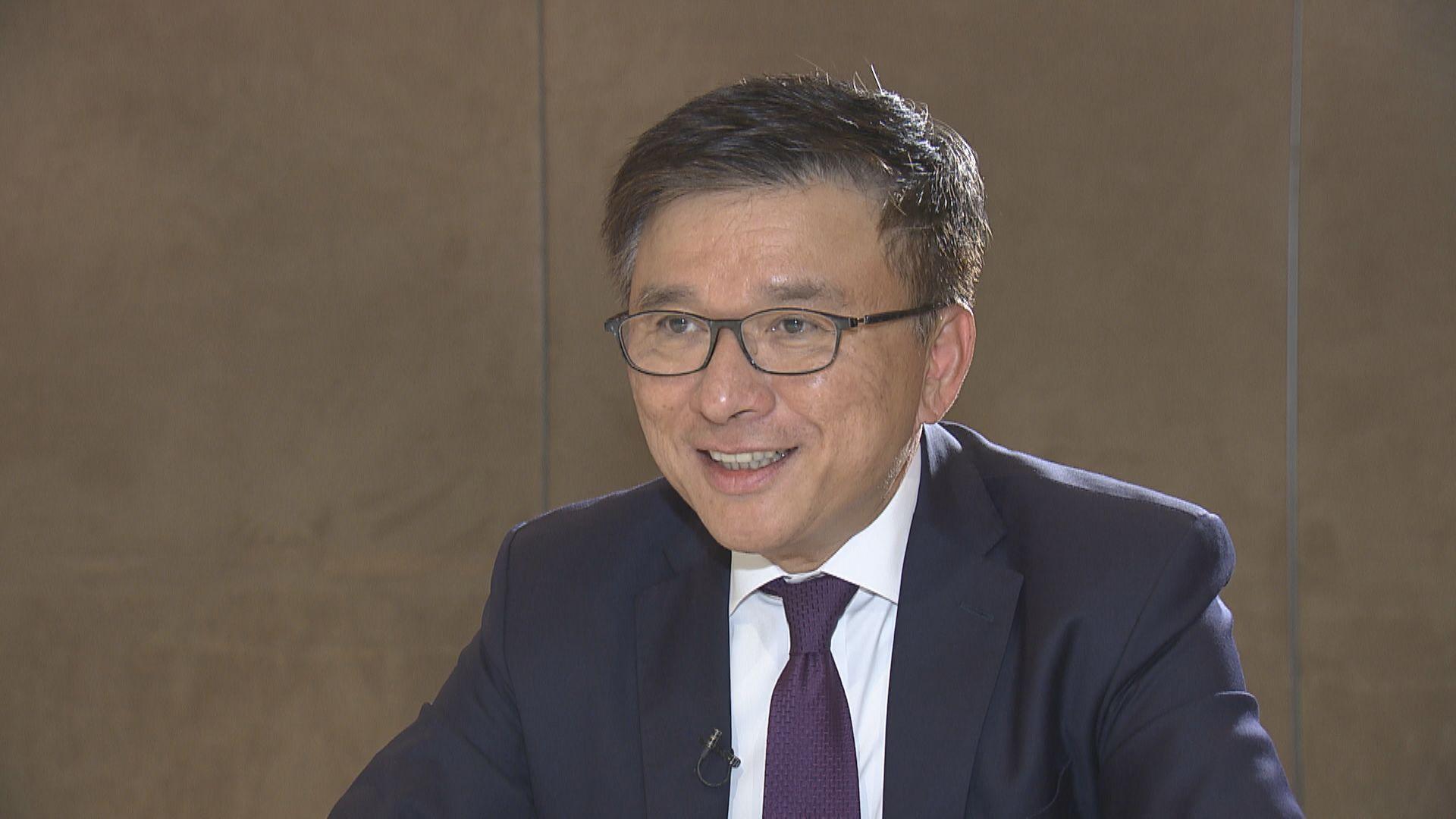 陳家強:香港及深圳在大灣區發展各有所長