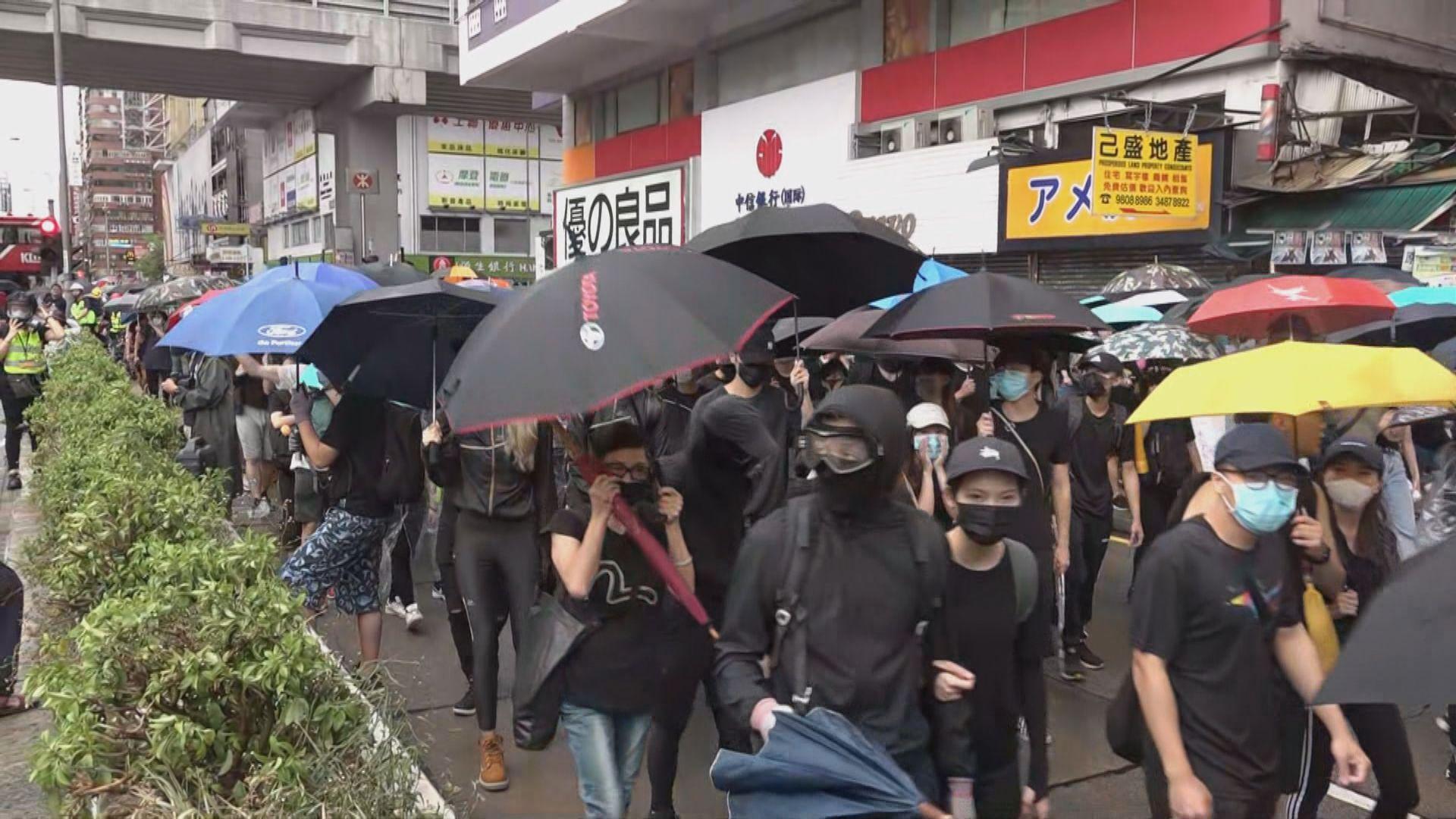 陳淑莊:政府稱證明有需要訂立禁蒙面法可笑