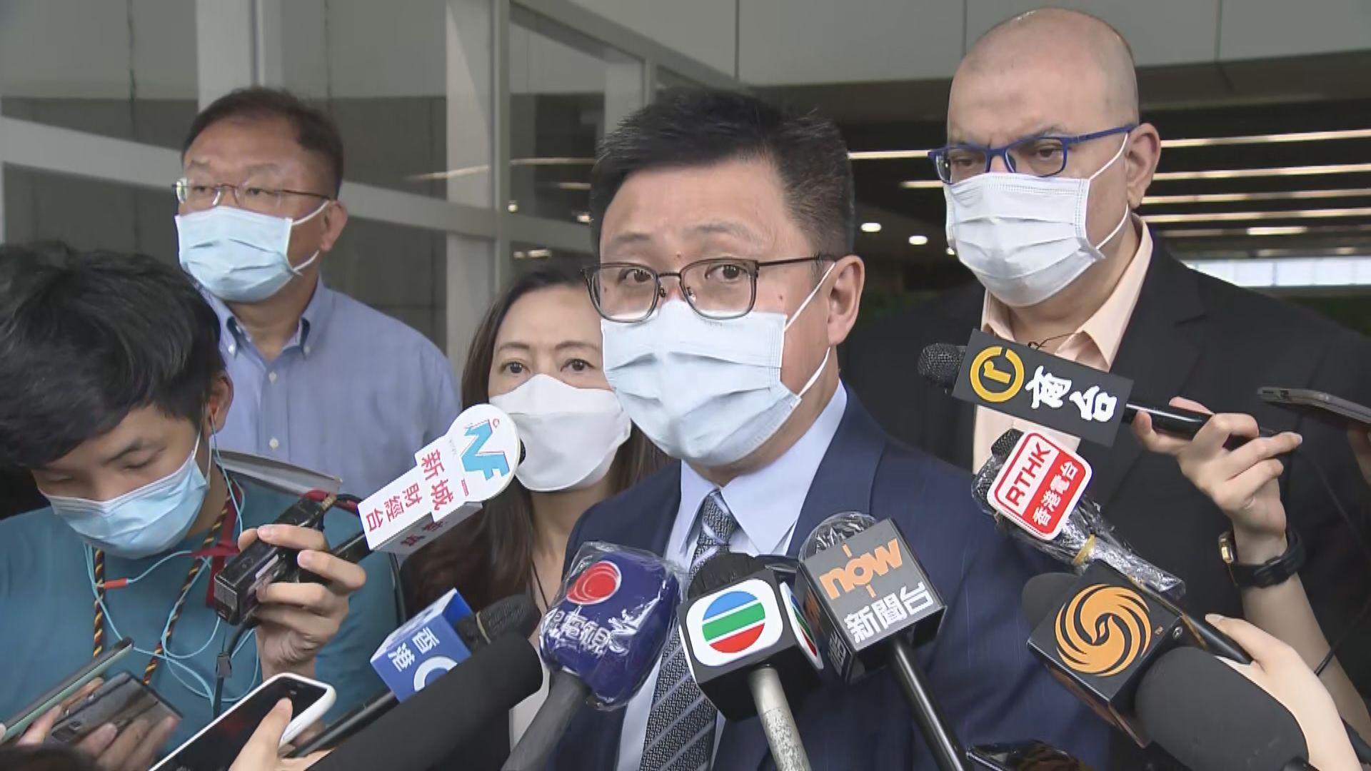 陳建強:港台顧委會並非要處理投訴